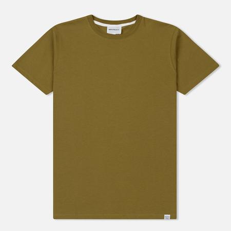 Мужская футболка Norse Projects Niels Standard Warm Brass