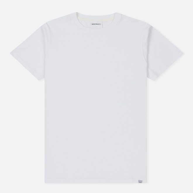Мужская футболка Norse Projects Niels Standard White