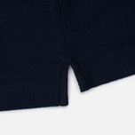 Мужская футболка Norse Projects Rasmus Slub Cotton SS Navy фото- 3