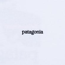 Мужская футболка Patagonia Fitz Roy Horizons White фото- 2