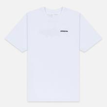 Мужская футболка Patagonia Fitz Roy Tarpon White фото- 0