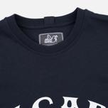 Мужская футболка Peaceful Hooligan ACAB Navy фото- 1