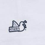 Мужская футболка Peaceful Hooligan ACAB White фото- 4