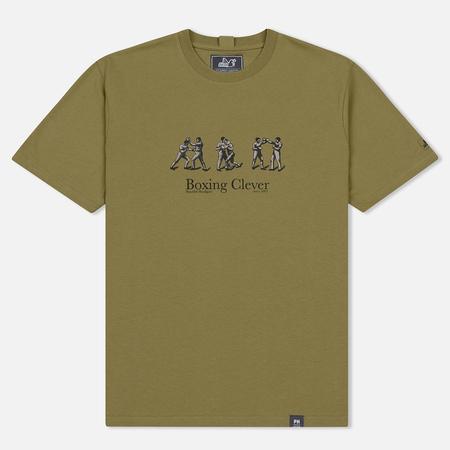 Мужская футболка Peaceful Hooligan Boxing Clever Herb