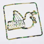 Мужская футболка Peaceful Hooligan Camo Box White фото- 2