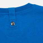 Peaceful Hooligan Casuals Men's T-shirt Bright Blue photo- 5