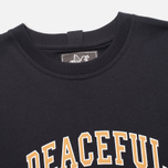 Мужская футболка Peaceful Hooligan College Navy фото- 1