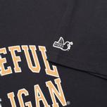 Мужская футболка Peaceful Hooligan College Navy фото- 3