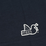 Мужская футболка Peaceful Hooligan Cop Navy фото- 4
