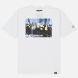Мужская футболка Peaceful Hooligan Cop White фото- 0