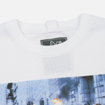 Мужская футболка Peaceful Hooligan Cop White фото- 1