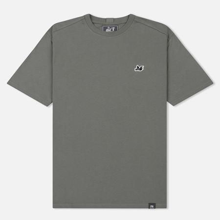 Мужская футболка Peaceful Hooligan Council Grey