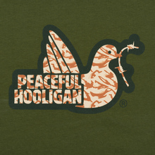 Мужская футболка Peaceful Hooligan Desert Dove Cypress фото- 2