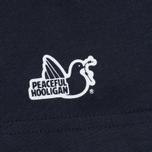 Мужская футболка Peaceful Hooligan European Excursion Navy фото- 4