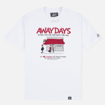 Мужская футболка Peaceful Hooligan European Excursion White фото- 0