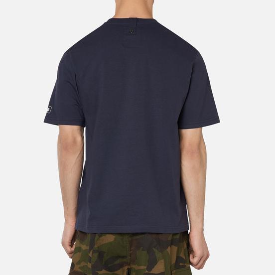 Мужская футболка Peaceful Hooligan Fame Navy