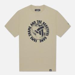 Мужская футболка Peaceful Hooligan Fame Oyster