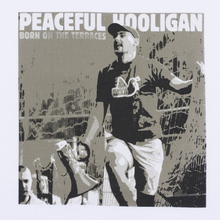 Мужская футболка Peaceful Hooligan Fanatic White фото- 2