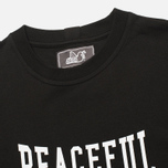Мужская футболка Peaceful Hooligan Gloves Black фото- 1