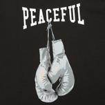 Мужская футболка Peaceful Hooligan Gloves Black фото- 2
