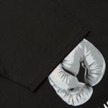 Мужская футболка Peaceful Hooligan Gloves Black фото- 4