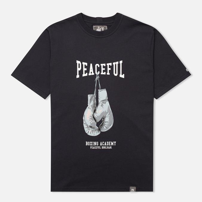 Мужская футболка Peaceful Hooligan Gloves Navy