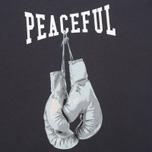 Мужская футболка Peaceful Hooligan Gloves Navy фото- 2