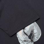 Мужская футболка Peaceful Hooligan Gloves Navy фото- 4