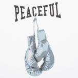 Мужская футболка Peaceful Hooligan Gloves White фото- 2