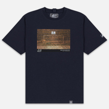 Мужская футболка Peaceful Hooligan Goal Navy фото- 0