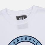 Мужская футболка Peaceful Hooligan Heads White фото- 1