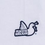 Мужская футболка Peaceful Hooligan Heads White фото- 2