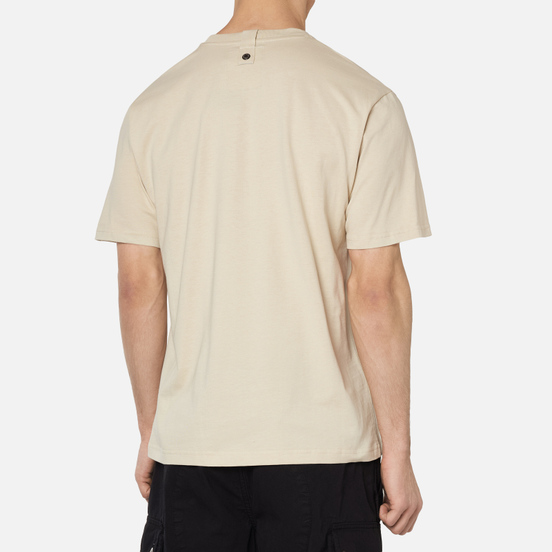 Мужская футболка Peaceful Hooligan Instructor Oyster
