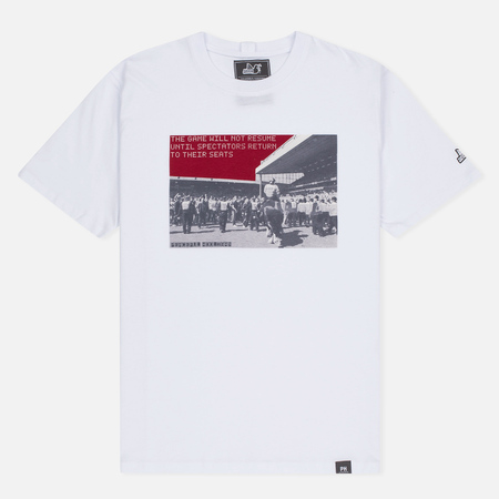Peaceful Hooligan Invasion Men's T-Shirt White