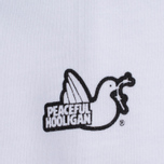 Мужская футболка Peaceful Hooligan Invasion White фото- 2