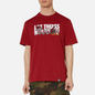 Мужская футболка Peaceful Hooligan Les Thugs Dahlia фото - 2