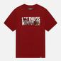 Мужская футболка Peaceful Hooligan Les Thugs Dahlia фото - 0