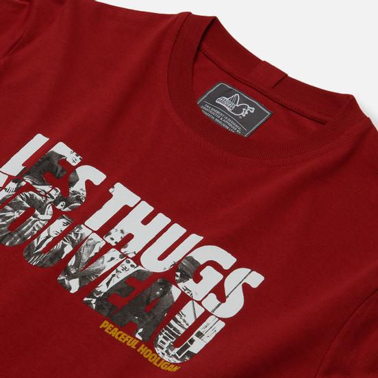 Мужская футболка Peaceful Hooligan Les Thugs Dahlia