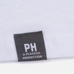 Мужская футболка Peaceful Hooligan Linear White фото- 3