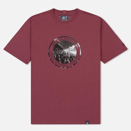 Мужская футболка Peaceful Hooligan Love Berry