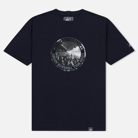 Мужская футболка Peaceful Hooligan Love Navy