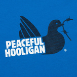 Мужская футболка Peaceful Hooligan Mesh Dove Bright Blue фото- 2
