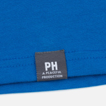 Мужская футболка Peaceful Hooligan Mesh Dove Bright Blue фото- 3