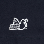 Мужская футболка Peaceful Hooligan Mesh Dove Navy фото- 4