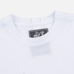 Мужская футболка Peaceful Hooligan Mesh Dove White фото- 1