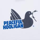 Мужская футболка Peaceful Hooligan Mesh Dove White фото- 2