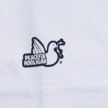 Мужская футболка Peaceful Hooligan Mesh Dove White фото- 4