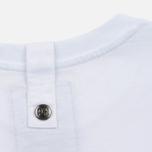 Мужская футболка Peaceful Hooligan Mesh Dove White фото- 5