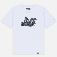 Мужская футболка Peaceful Hooligan Midnight Dove White фото- 0