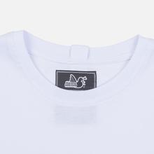 Мужская футболка Peaceful Hooligan Midnight Dove White фото- 1
